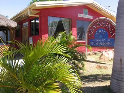 Abyssinian Cafe Restaurant